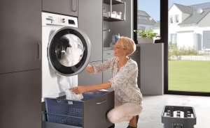 Buanderie machine à laver