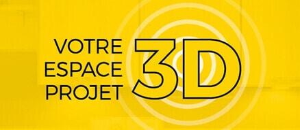 Espace projet 3D